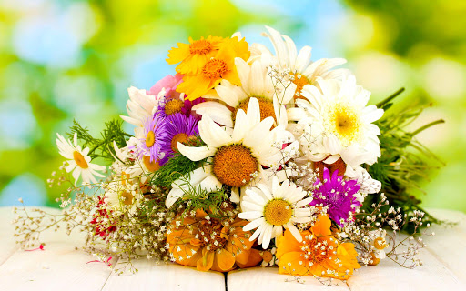 Why Online Gift Flowers Ideal Blessing